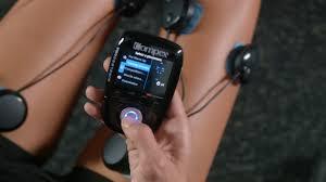 Compex <b>Wireless</b> USA <b>Muscle Stimulator</b>- 9 Programs - YouTube