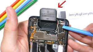 Zenfone 6 Flip Camera TEARDOWN! - How does it <b>work</b>? - YouTube