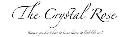 The <b>Crystal</b> Rose Bridal <b>Jewelry</b> and <b>Accessories</b>