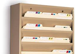 mounted filing system nice wall hanging office organizer 4