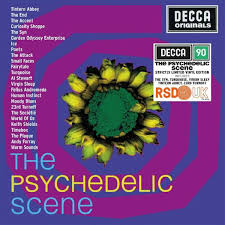 VARIOUS ARTISTS - THE <b>PSYCHEDELIC</b> SCENE (2 LP), купить ...