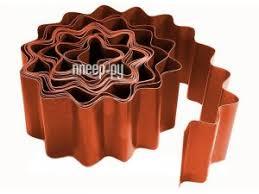 Купить <b>Бордюр Palisad 10x900cm Brown</b> 64483 по низкой цене в ...