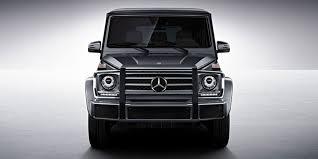 Goodbye <b>G-Wagon</b> | Mercedes-Benz of Chesterfield