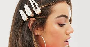 Best <b>Hair Clip</b> Accessories For Summer On <b>ASOS</b> Under $20