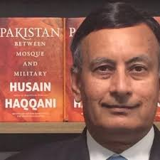 Image result for between the mosque and the military haqqani book cover