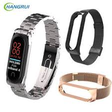 Buy metal strap for fitness <b>bracelet xiaomi mi</b> band 3 online, with free ...