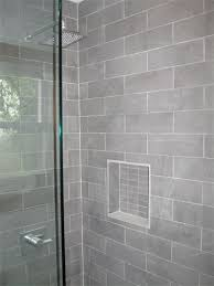 subway tiles tile site largest selection: nice gray shower tile with moen shower faucet http walkinshowersorg