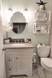 small bathroom clock: small bathroom renovation with before and after photos