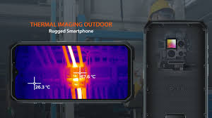 Thermal Imaging Outdoor Rugged Smartphone <b>Ulefone Armor 9</b> by ...