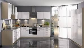 milano modern high gloss kitchen
