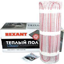 <b>Теплый пол Rexant</b> Classic RNX-12,0-1800 купить в Москве ...
