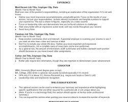 nonprofit resume help