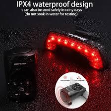 Taillights Sports & Outdoors GUB G-68 <b>Bike</b> Wireless Remote LED ...