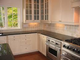 small kitchen black laminate countertops