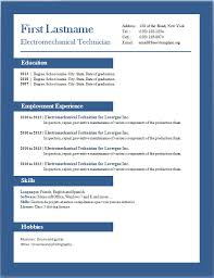 resume word    cv templates 29 to 35