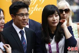 Image result for olympic and fu mingxia