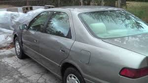 My $100 Toyota Camry After Engine Replacement - YouTube