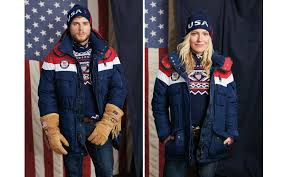 Ralph Lauren Made <b>Self</b>-<b>heating</b> Jackets for Team USA Olympic ...