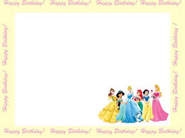 17 best images about printable birthday party invitations on here are 6 beautifully designed backgrounds and borders for birthday invitations that you can use s