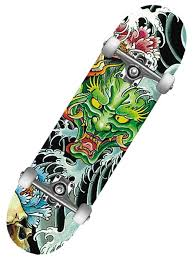 <b>Скейтборд MaxCity Dragon</b> — купить по выгодной цене на ...
