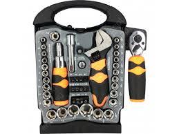 <b>Набор инструментов</b>, <b>головок и</b> бит, 45 шт, Механик 8819 за ...