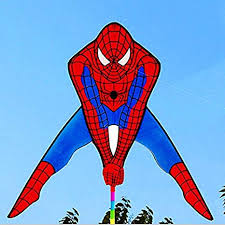 Free Shipping High Quality Spiderman Kite with ... - Amazon.com