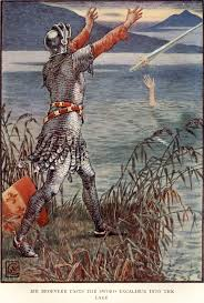 best ideas about king arthur s knights king walter crane sir bedevere casts the sword excalibur into the lake king arthur s knights