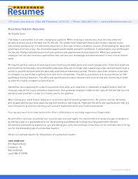 preschool teacher resume com preschool teacher resume and get inspired to make your resume these ideas 17
