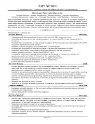 property management resume examples resume sample for property 1224 x 1584