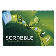 <b>Настольная игра MATTEL</b> SCRABBLE Скрэббл Классический ...