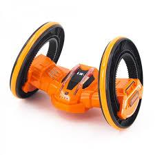 <b>Радиоуправляемая машина перевертыш</b> оранжевая <b>Meiqibao</b> ...