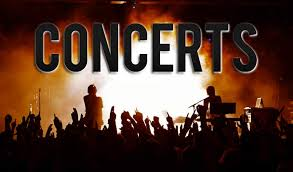 All New York City Concerts