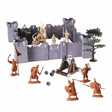<b>Биплант игровой набор</b> Рыцарский замок с сарацинами и ...