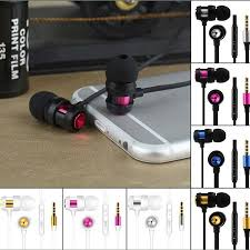 <b>In-ear</b> with miacriphone wire control <b>headset noodle line</b> ...