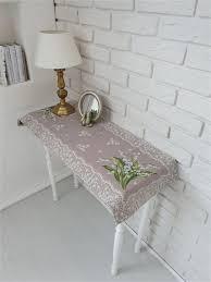 Декоративная дорожка из гобелена Кружево ландыши <b>Le</b> ...