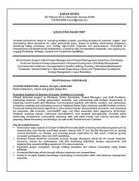 administrative assistant resume best resume  seangarrette coadministrative assistant resume overview resume example exad a   administrative assistant resume