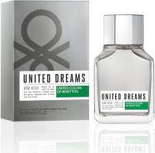 <b>Benetton United Dreams</b> Aim High <b>Men</b> EDT 80ml | Perfume ...