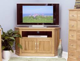 mobel oak corner television cabinet baumhaus mobel solid oak medium wall mirror