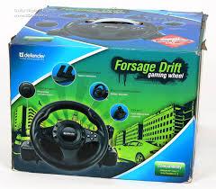 <b>Руль Defender Forsage Drift</b> GT против современных гонок ...