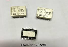 <b>Free Shipping 100</b>% <b>new</b> original relay 10pcs/lot EB2 5NU 1A ...