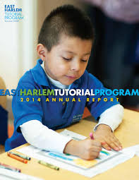annual report 2014 by east harlem tutorial program issuu