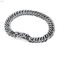 <b>2019</b> S925 Sterling Silver Jewelry <b>Trend</b> Retro Design Fine Chain ...