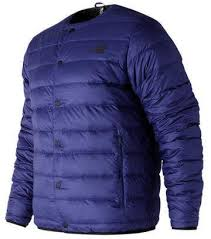 New Balance MJ73549 <b>247 Luxe</b> Snap <b>Down Jacket</b> | Products ...