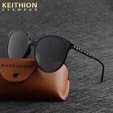<b>KEITHION Womens</b> Brand Designer <b>Polarized</b> Cat Eye <b>Sunglasses</b> ...
