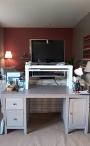 full size of desk astonishing rectangle white metal ikea stand up desk hack sliding keyboard astonishing ikea stand
