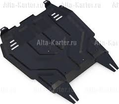 <b>Защита</b> картера двигателя (<b>Rival</b>) - купить в Москве, фото ...