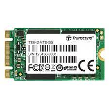 SSD <b>диск TRANSCEND</b> M.2 2242 MTS400S 64 Гб SATA III MLC ...