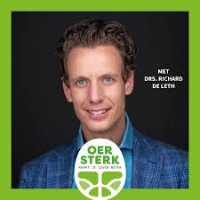 OERsterk Podcast met drs. Richard de Leth