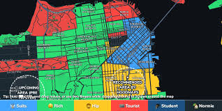 San Francisco Neighborhood Map