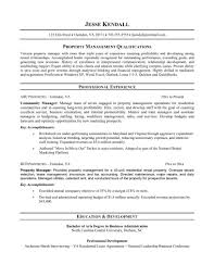 sample resumes for managers  seangarrette cosample